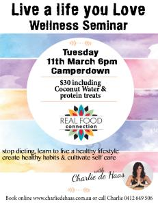 Realfood connection invite ex
