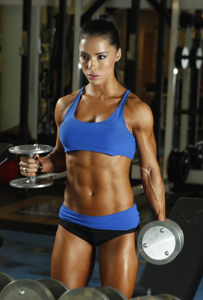 Фитнес фото женщины
