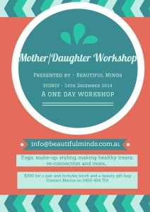 Mother_daughter workshop