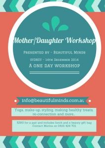 Mother_daughter workshop